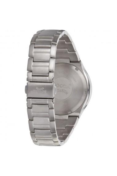 Ceas Boccia cod 3773-01, titan, carcasa 44mm, cronograf