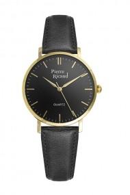 Ceas Pierre Ricaud P51074.1214Q, carcasa inox auriu, 36mm