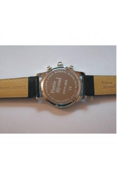 Ceas Pierre Ricaud P97010.5214CH, cronograf, carcasa 45mm