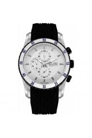 Ceas Pierre Ricaud P97009.Y213CH, cronograf, carcasa inox 45mm