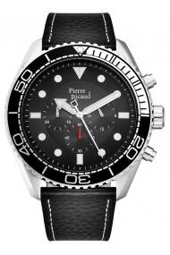 Ceas Pierre Ricaud P97245.5244CH, cronograf, carcasa 49mm