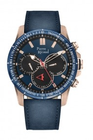 Ceas Pierre Ricaud P97251.9415QF, Multifunction, carcasa 45mm