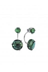 Cercei Viceroy 9013E000-52 argint cristal verde