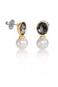 Cercei Viceroy 3198E19012 metal placat cristale, perle