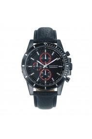 Ceas Viceroy cod 40505-57, carcasa inox negru, 44mm, cronograf