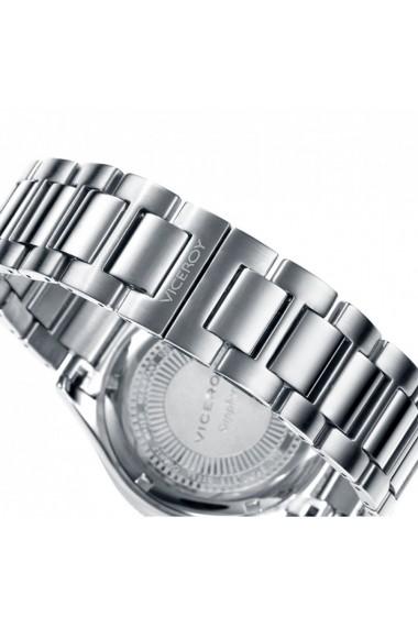 Ceas Viceroy cod 47891-55, inox, carcasa 42mm, cronograf