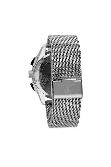 Ceas Maserati Traguardo R8873612005, inox, carcasa 45mm, cronograf