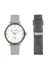 Set ceas+curea ceas Trussardi R2453130003, ceas inox, carcasa 41mm