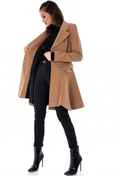 Palton Roh Boutique elegant - JR422 bej