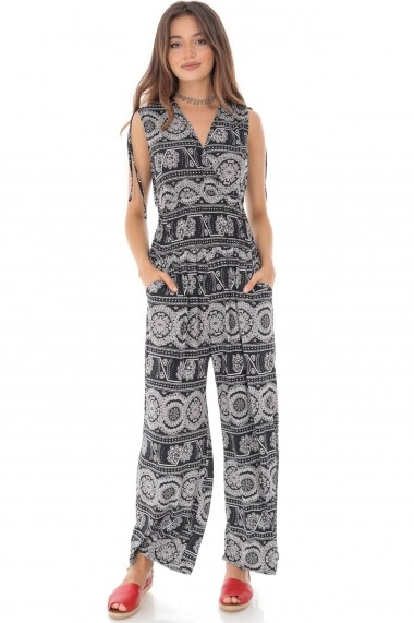 Salopeta Roh Boutique TR325 Print