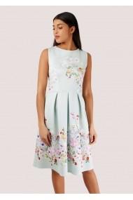 Rochie scurta Closet London ROH - DR3885 Floral