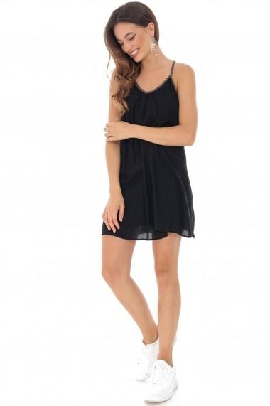 Rochie scurta Roh Boutique DR3912 negru
