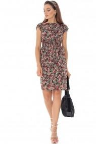 Rochie scurta Roh Boutique DR3936 Floral