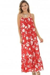 Rochie lunga Roh Boutique DR3879 Floral