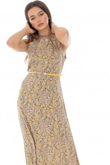 Rochie lunga Roh Boutique ROH - DR3920 Floral
