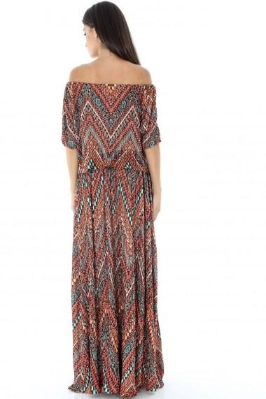 Bluza Roh Boutique BR1467 Multicolora