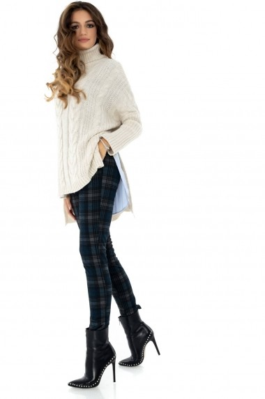 Pulover Roh Boutique oversize - DR3641 crem