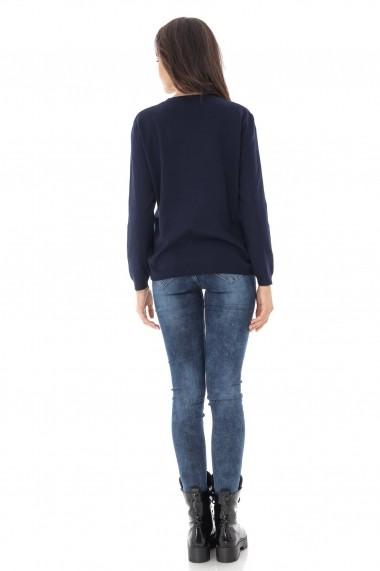 Bluza Roh Boutique BR2207 Bleumarin