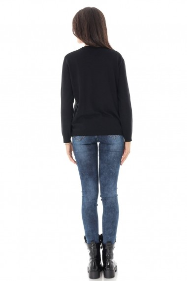 Bluza Roh Boutique BR2205 Negru
