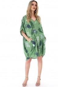 Rochie de zi Roh Boutique - DR3348 verde One Size