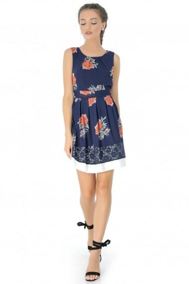 Rochie scurta Roh Boutique DR3437 Floral