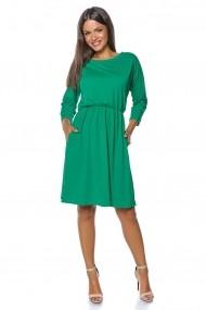 Rochie scurta Roh Boutique DR3534 verde