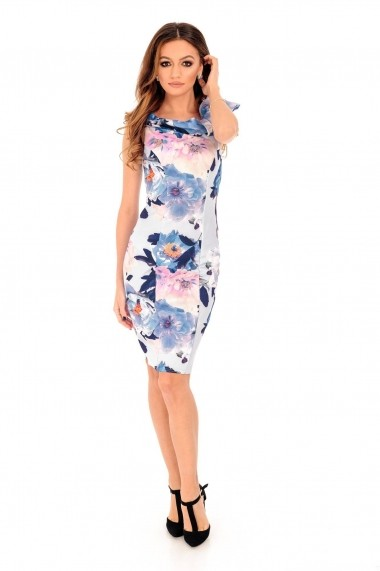 Rochie de seara Roh Boutique - DR3686 Floral