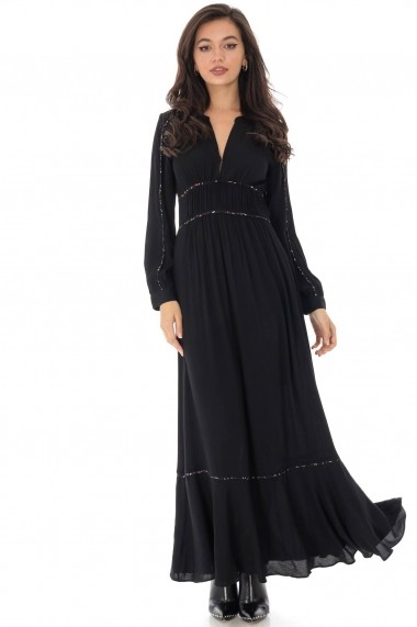 Rochie Roh Boutique DR3989 negru