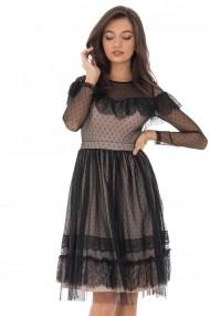 Rochie Roh Boutique DR3982 Negru