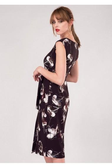 Rochie midi Closet London DR3451 florala