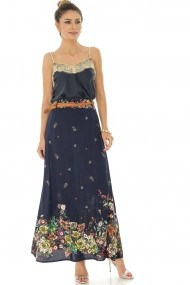 Fusta lunga Roh Boutique FR450 Floral