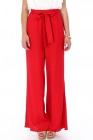 Панталони Roh Boutique ROH-7390 Червен