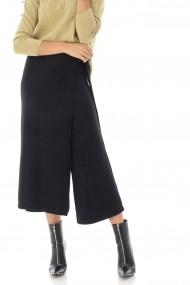 Fusta-pantalon Roh Boutique TR343 negru