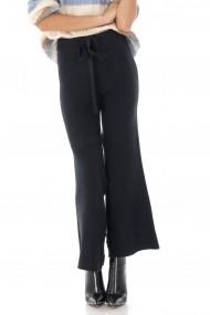 Pantaloni largi Roh Boutique TR338 Negru