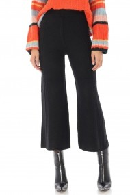 Pantaloni trei sferturi Roh Boutique TR341 Negru