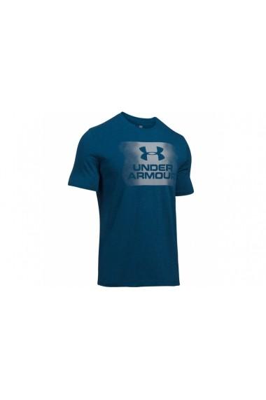 Tricou pentru barbati Under Armour UA Overspray Logo SS Tee 1289894-997