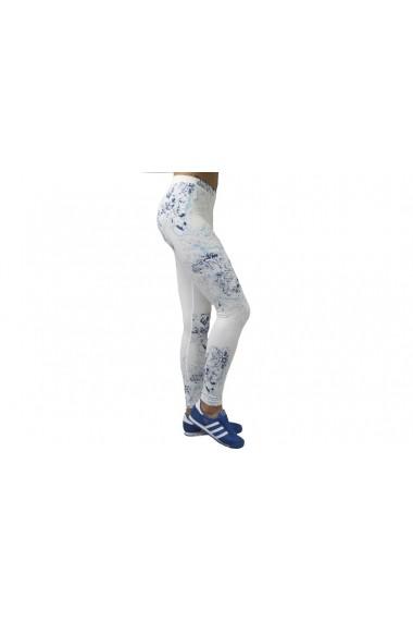 Colanti pentru femei Adidas London Printed Leggings S19949