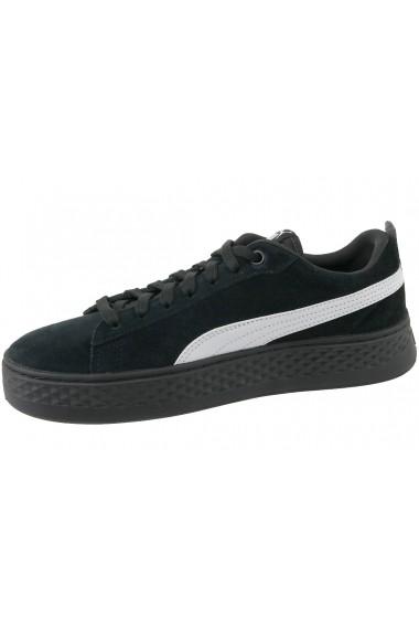 Pantofi sport pentru femei Puma Smash Platform Suede 366488-02