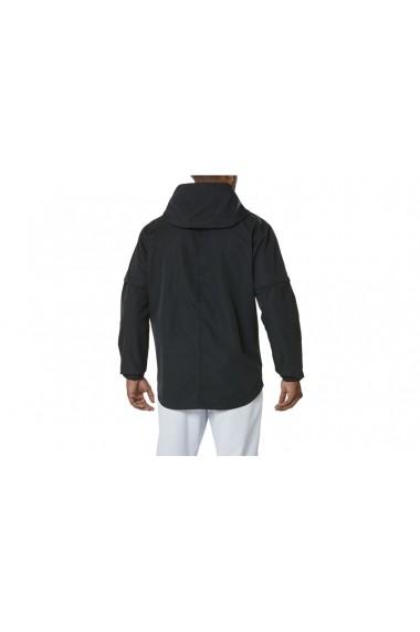 Jacheta pentru barbati Asics Nylon Zip Hoodie Jkt A16061-0090