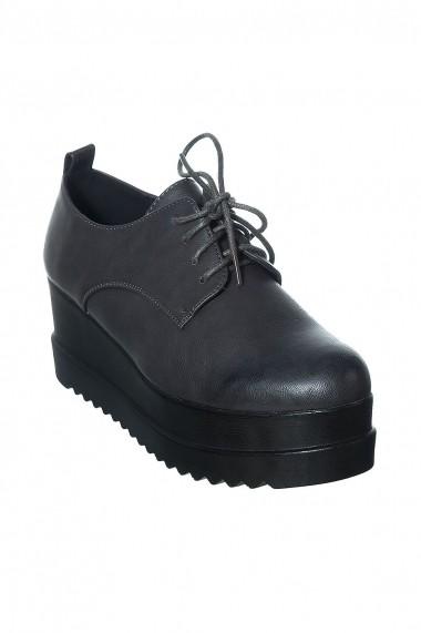 Pantofi Rammi RMM-gray Gri