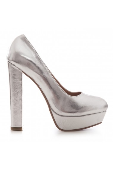 Pantofi Rammi RMM-df3379 Argintiu