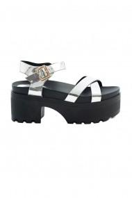 Sandale Rammi RMM-7l228 Argintiu
