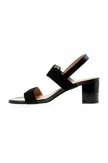 Sandale cu toc Rammi df3669//nero Negre