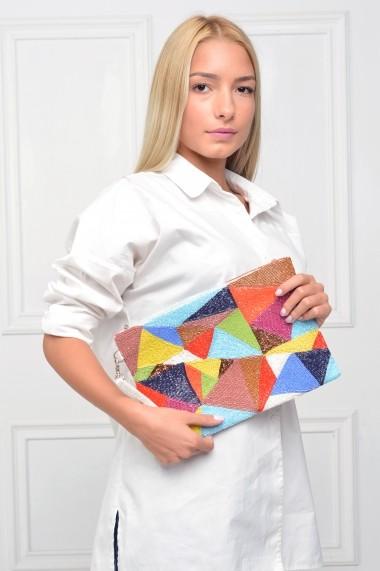 Geanta BORRO design BR1421MLT Multicolor