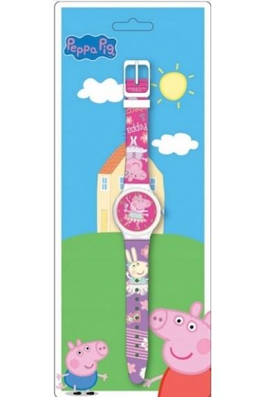 Ceas PEPPA PIG WATCH - Blister pack TWW-480974
