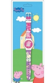 Ceas PEPPA PIG WATCH - Blister pack TWW-480974