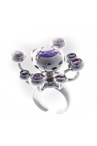 CHOICE JEWELS Mod. SHADE Anello/Ring Mis 15/ Size 15