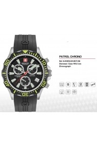 Ceas SWISS MILITARY WATCHES Mod. PATROL