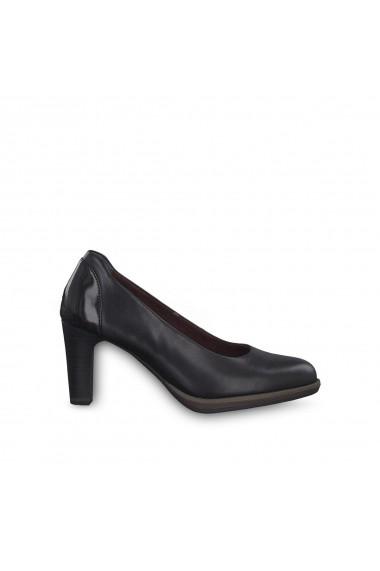 Pantofi cu toc TAMARIS GGT903 negru