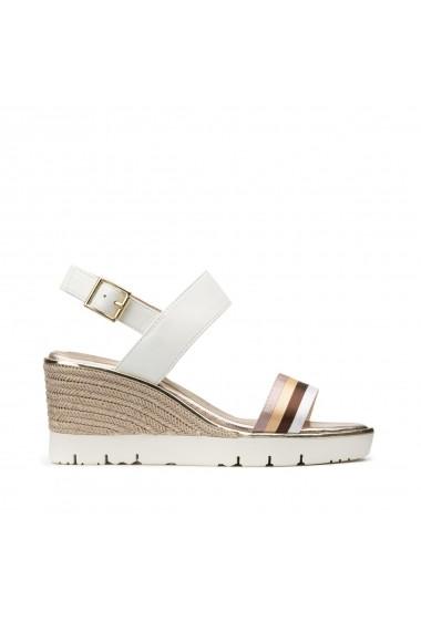 Sandale cu platforma TAMARIS GHC436 alb - els